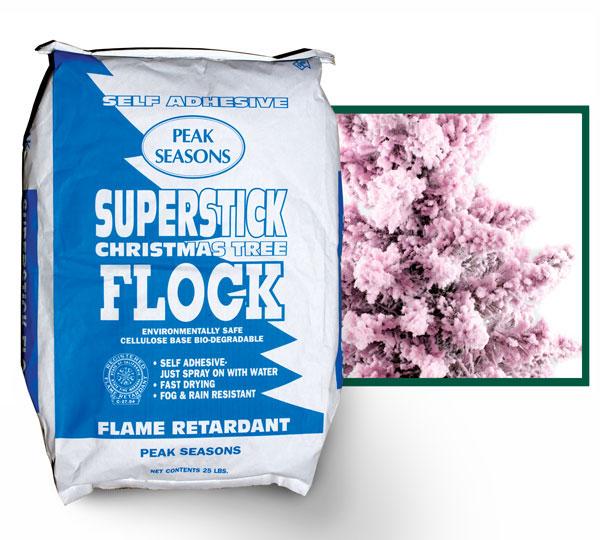 superstick flock pink
