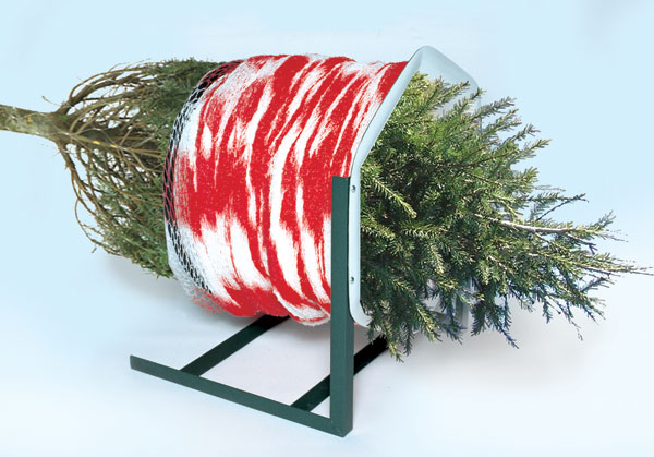 Christmas Tree Lot Netting And Balers Christmas Tree Lot Supply