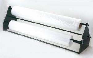 poly tubing rack